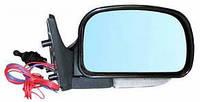 Боковое зеркало заднего вида на БМВ - BMW E34, E36, E39, E46, X5, X6 с обогревом электрокоррекция, фото 1