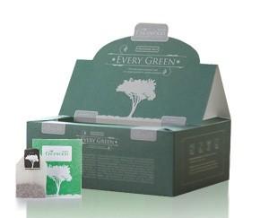 Китайский зеленый чай со смородиной и грибом рейши - Enerwood - Every Green