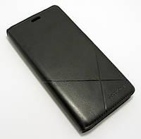 Чехол-книжка для смартфона Nokia 3 Dual Sim чёрная MKA, фото 1