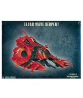 Вархаммер 40000 Волновой Змей Эльдар (Warhammer 40000 Eldar Wave Serpent ) настольная игра