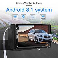 Доступная автомагнитола Tian-Su  8230 на Android 8.1,  2/16Гб, Wi-Fi, GPS, Bluetooth