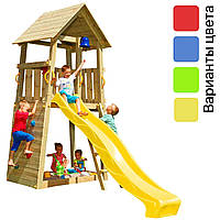 Детская игровая площадка KBT Blue Rabbit BELVEDERE для детей, фото 1