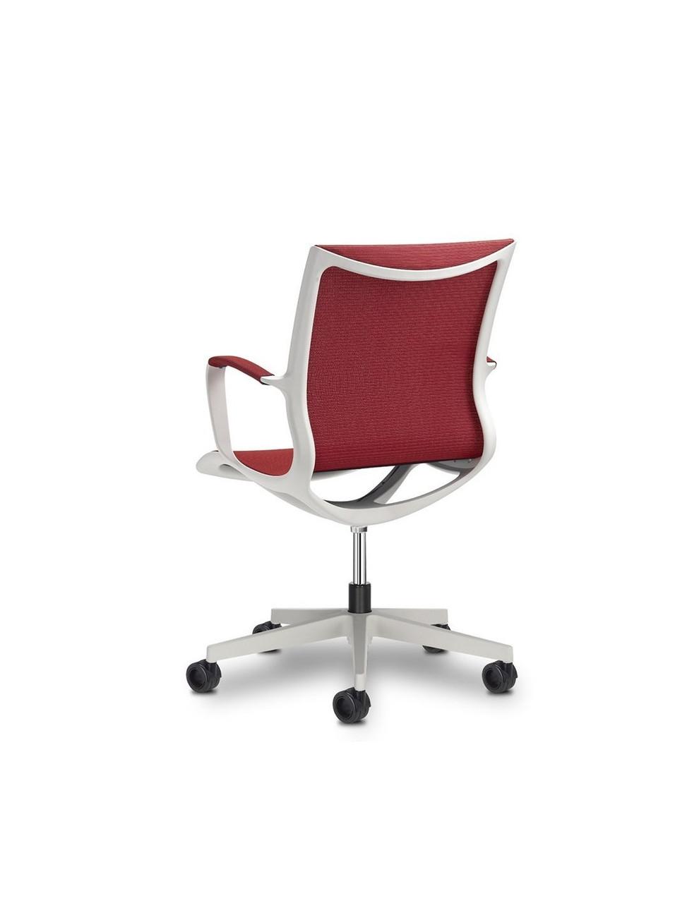 Кресло  Soul Air White для посетителя