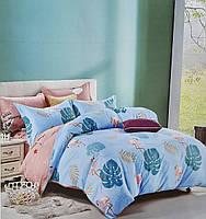 Полуторный комплект постельного белья (150 х 200) см Фламинго