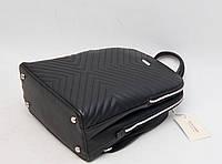 Кожаный женский рюкзак (кожа искусственная) женский рюкзак David Jones / Дэвид Джонс