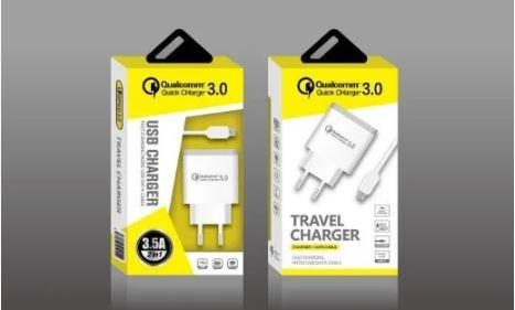 Зарядное устройство A90 Qualcomm QC3.0