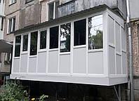 Вынос Балкона Расширение по плите в Кропивницком