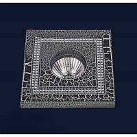 Точечный Светильник Levistella 732М7069 Craze Bk+Sl