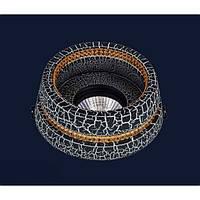 Точечный Светильник Levistella 732М7072 Craze Bk