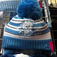 Детская шапка мальчик
