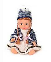 """Кукла """"Оксаночка"""" маленькая  5041"""