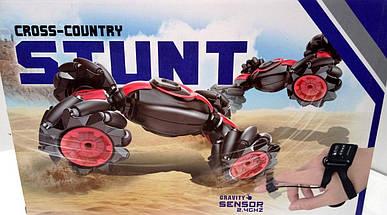 """Машинка-Багги """"Stunt Pioneer"""", управление от руки с пультом, фото 3"""