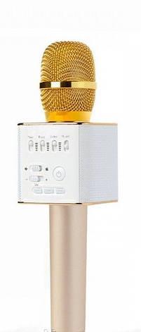 Микрофон караоке Q9, фото 2