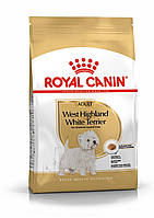 Royal Canin West Highland White Terrier Adult - корм для собак вест-хайленд-уайт-терьер с 10 месяцев 0,5 кг, фото 1