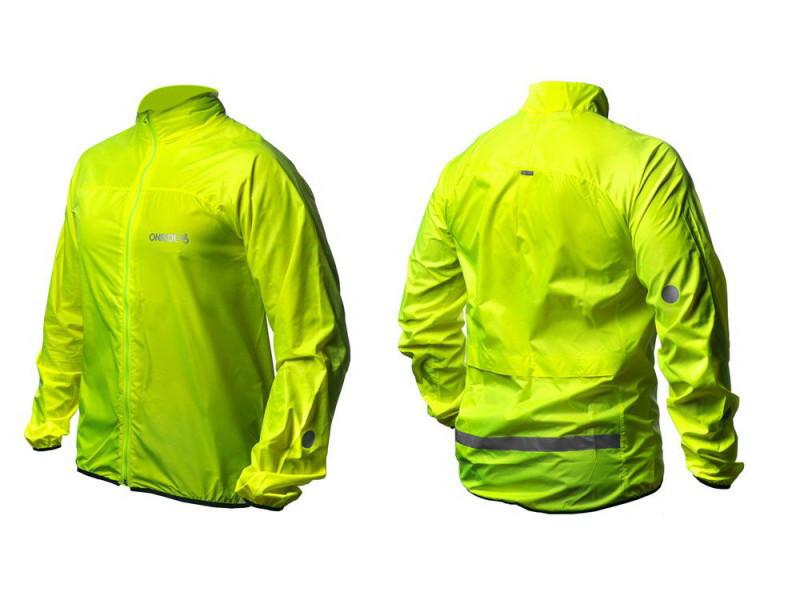 Вітровка OnRide XL Gust reflective розмір XL Neon жовта 1720156
