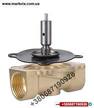 """1.1/4"""" электромагнитный клапан нормально закрытый 220V для воды газа масла, фото 3"""