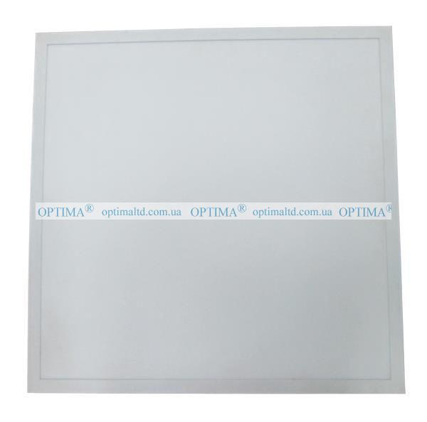 LED панель встр. 595*595мм OPTIMA Panel 40W 6000K матовый рассеиватель (ДВО 40-001 УХЛ4)