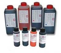Пищевая краска для пищевого принтера (код 01382)красный