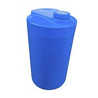 Пищевая пластикова бочка 200 л, фото 1