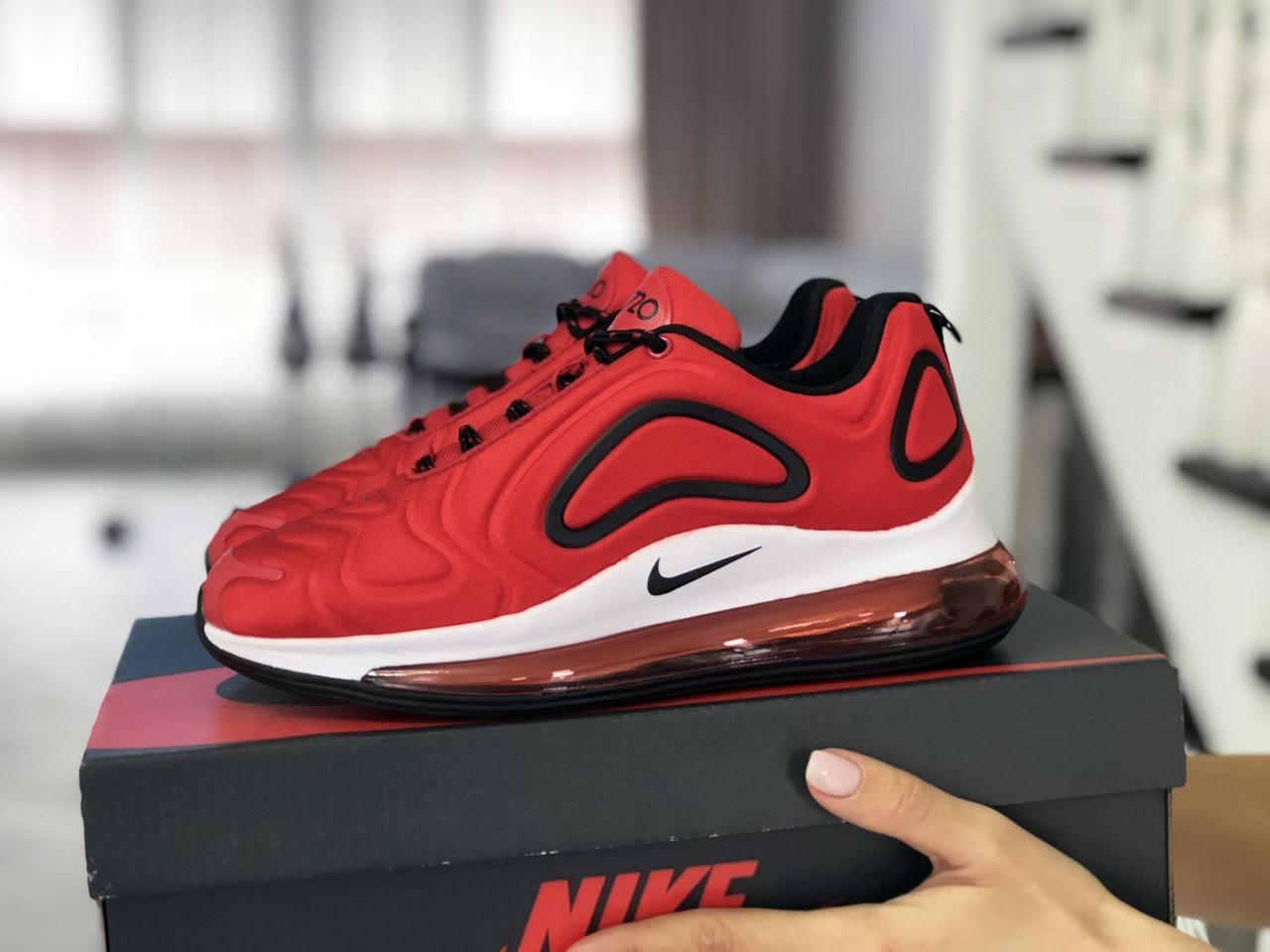 Кроссовки женские  Nike Air Max 720 красные