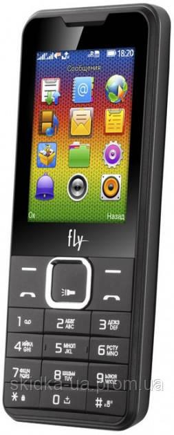 Купить Техника и электроника, Мобильный телефон Fly FF243 Black