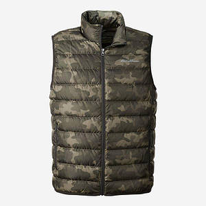 Ультра легкий пухової жилет Eddie Bauer men's CirrusLite Down Vest Tall XXL