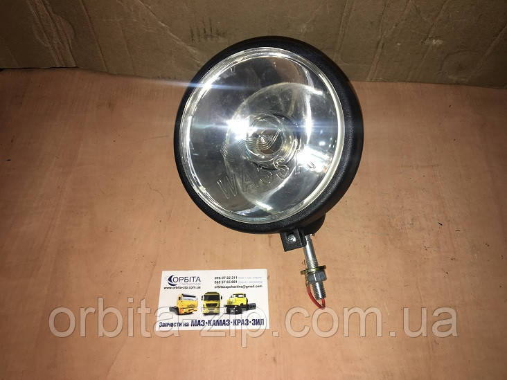 ФГ-305И Фара-прожектор МТЗ ЮМЗ в метал. корпусе 12В, 110х153х200 (Украина)