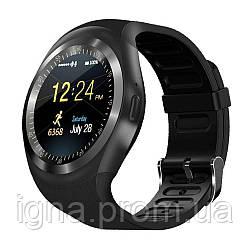 Часы Smart watch Y1 Black