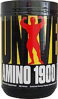 Аминокислотные комплексы Universal Nutrition Amino 1900 300 таб