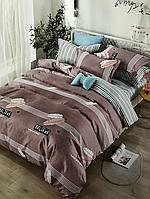 Полуторный комплект постельного белья (150 х 200) см Пух
