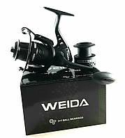 Фидерная катушка Weida ( Kaida) HO50A с конусной низкопрофильной шпулей 3+1, фото 1