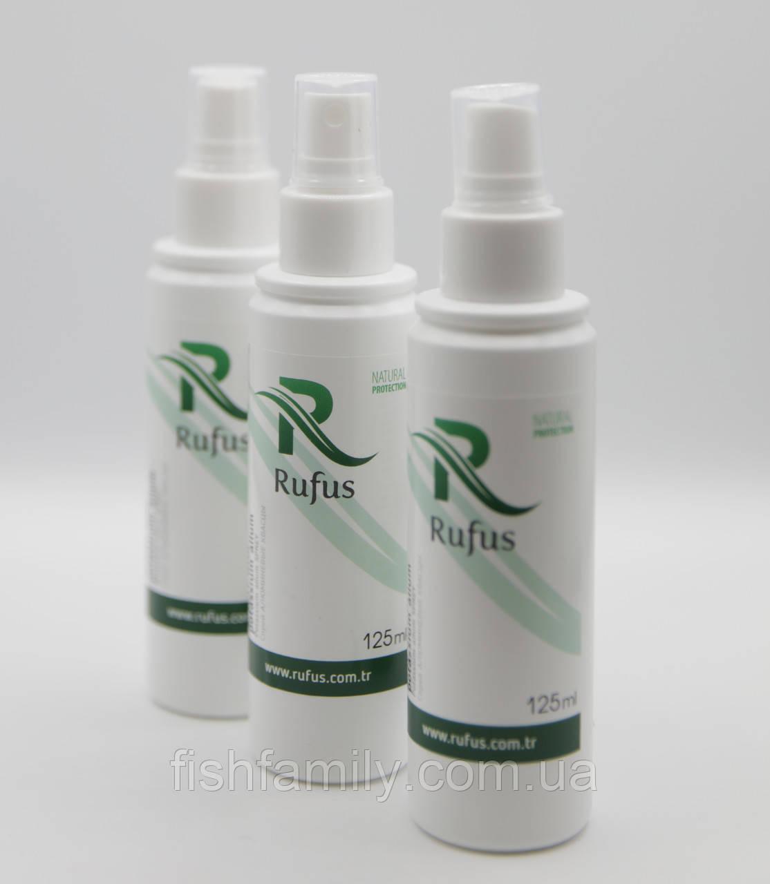 Спрей антибактериальный для тела и ног Rufus