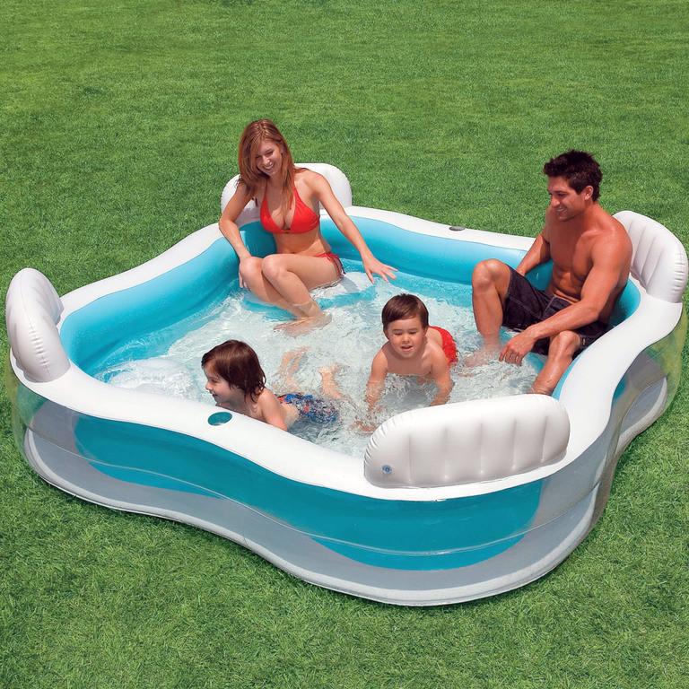 Надувной бассейн Intex 56475