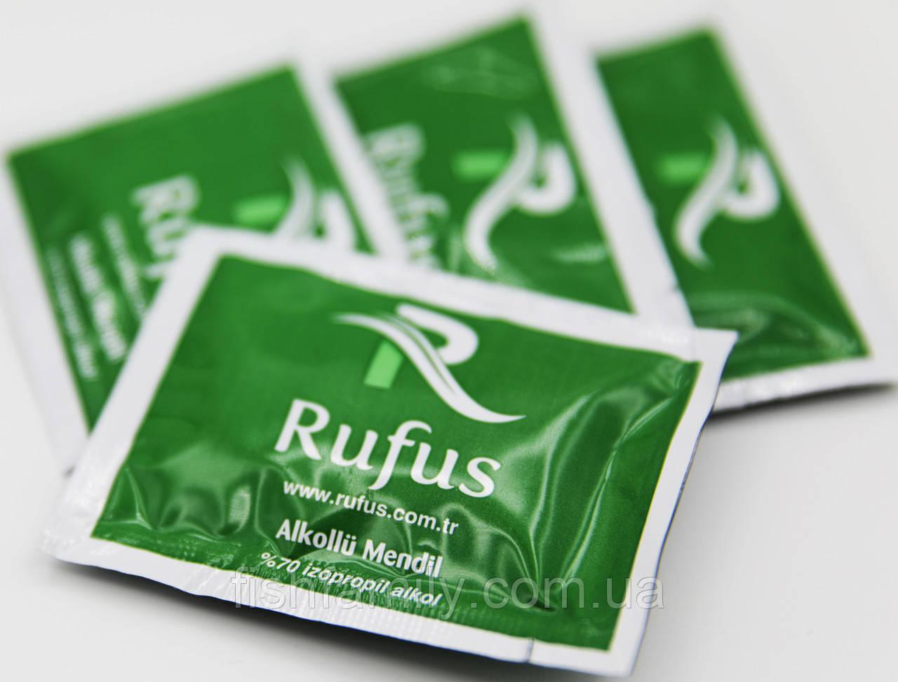 Салфетки Rufus 10шт