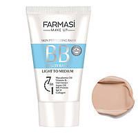 Тональный крем ВВ All in One Farmasi Beauty Balm 7 в 1 50 мл - / Far - 1104170 03 Натуральний