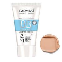 Тональный крем ВВ All in One Farmasi Beauty Balm 7 в 1 50 мл - / Far - 1104170 04 Темни