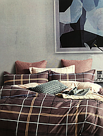 Полуторный комплект постельного белья (150 х 200) см Вафелька