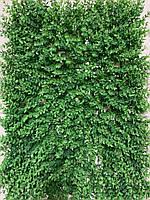 Искусственный коврик Хедж-Трава . Коврик - панно для декора ( 40 * 60 )