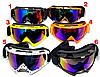 Лижна Маска , гірськолижні окуляри , захист UV400 лижные окуляри , вело , мото