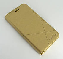 Чохол-книжка для смартфона Xiaomi Redmi 5A золота MKA