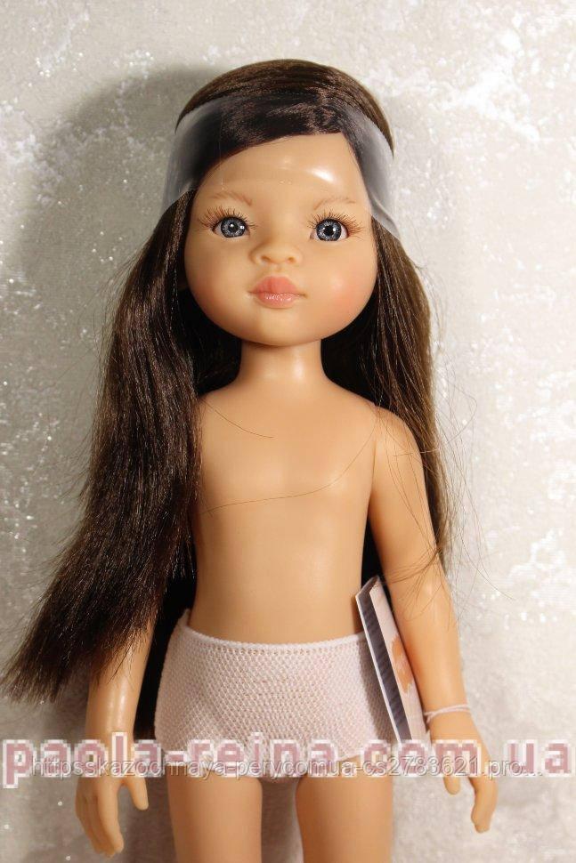 Лялька Паола Рейну без одягу Малі 14766, 32 см Paola Reіna
