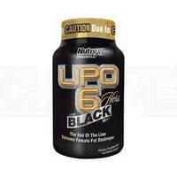 Жиросжигатели, Термогеники Nutrex Lipo-6 black hers 120 капс