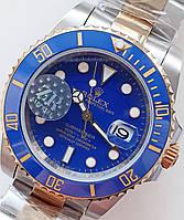 Часы Rolex Submariner биколор.механика.класс ААА