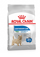 Royal Canin Mini Light Weight Care - корм для собак малих порід схильних до надлишкової ваги, з 10 місяців 1 кг
