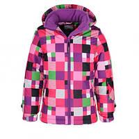 Лыжная  куртка  для  девочек  Гло Стори  134/140-170 см