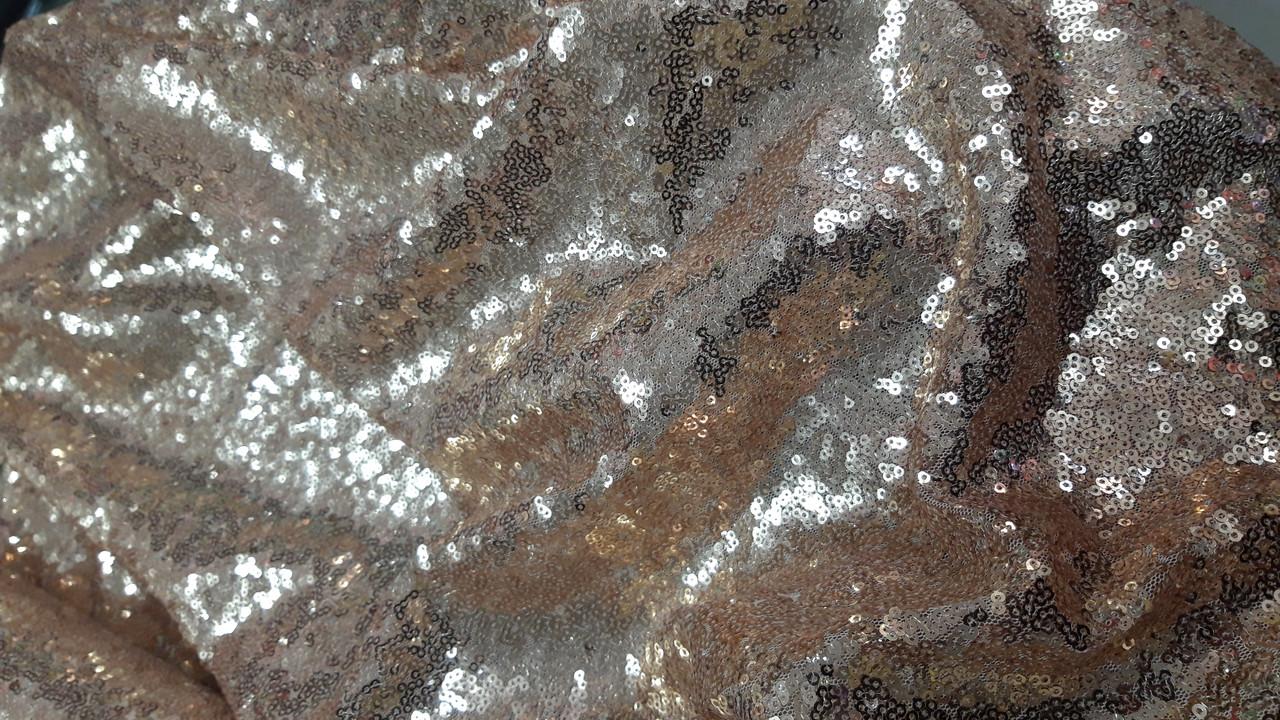 Пайеточная ткань