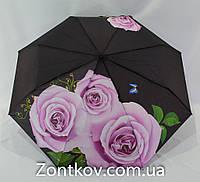 """Женский зонтик полуавтомат """"цветок"""" от фирмы """"Feeling Rain""""., фото 1"""