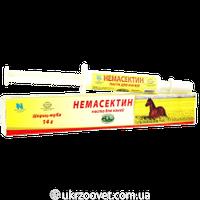 Немасектин паста для лошадей 14 г