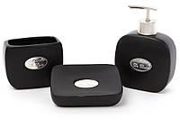 Набор аксессуаров для ванной комнаты 3 предмета Bona Di 851-253
