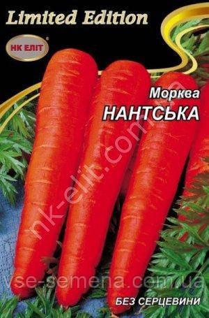 Морковь Нантская 20 г (НК Элит)